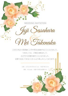 Wedding CardTemplates149